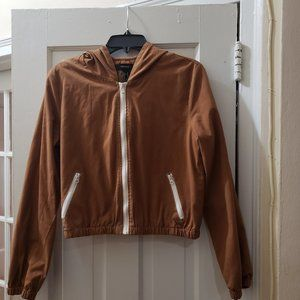 Hoodie Jacket by Forever 21. Size M